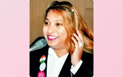 Adv.Mrs.Rubina Akhtar Rizvi