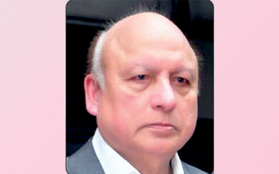 Dr. Akhtar Hasan Rizvi